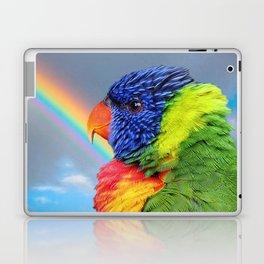 Rainbow Lorikeet Laptop & iPad Skin