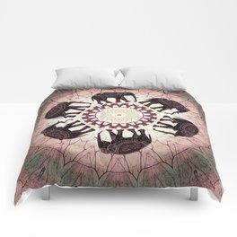 Boho Elephants Comforters