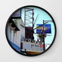 TOWER or sale f Wall Clock