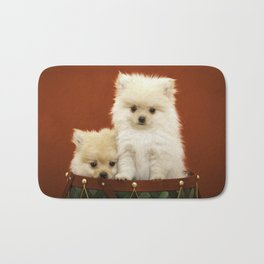 Little Drummer Boys Bath Mat