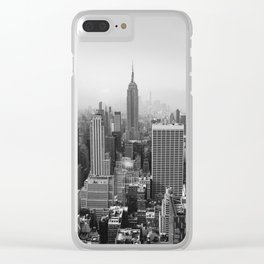 New York State of Mind II Clear iPhone Case