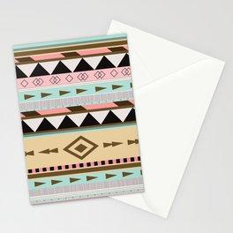 Aztec Pattern No. 18 Stationery Cards