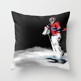 Carey Price Throw Pillow