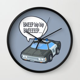 Look out! Wall Clock