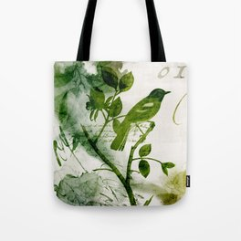 Birds (square 1) Tote Bag
