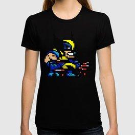 Wolvey Pixels T-shirt