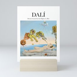 Dalí - Dream Caused by the Flight of a Bee Mini Art Print