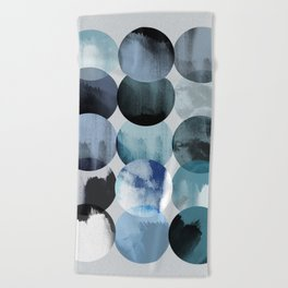 Minimalism 16 X Beach Towel