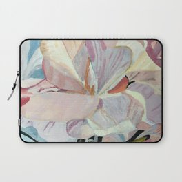 Seductive Flower in a French Garden Laptop Sleeve