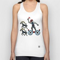 thor Tank Tops featuring Thor by Thor Ewing