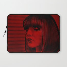 Red Doll Laptop Sleeve