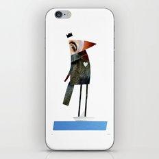 Saint iPhone & iPod Skin