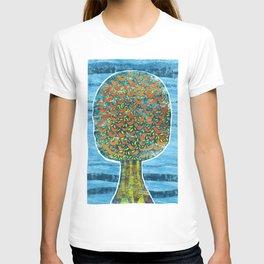 Tree and Birds T-shirt