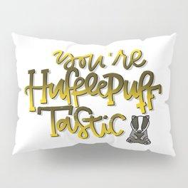 Hufflepufftastic Pillow Sham