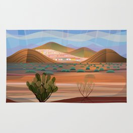 Copper Town Rug