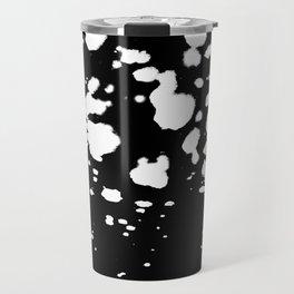 Bleached Tee Travel Mug