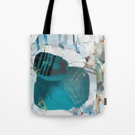 Wormhole Detritus Tote Bag