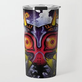 Power Behind the Mask Travel Mug