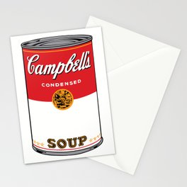 Campbells Soup Stationery Cards