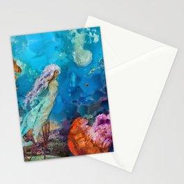 Medusas Garden Stationery Cards
