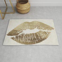 Hollywood Kiss Gold Rug