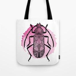 rosa skalbagge Tote Bag