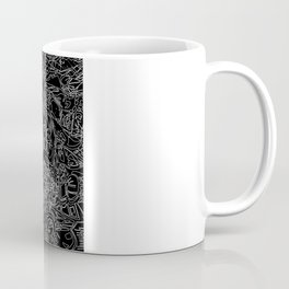 These Lines Draw Me Coffee Mug