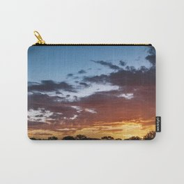 Australian Outback Sunset at Uluru Carry-All Pouch