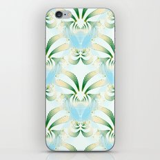 Pineapple Welcome Abstract #215 iPhone & iPod Skin
