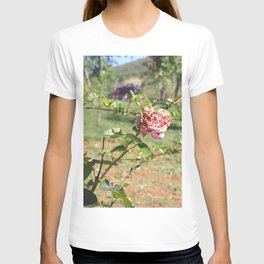 August Roses T-shirt