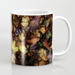 Late October Leaves Coffee Mug