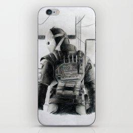 Vigil (Rainbow Six Siege) iPhone Skin