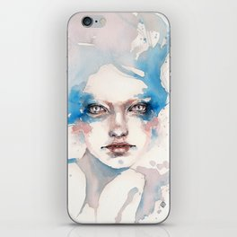 In The Shallows (Water Nymph) iPhone Skin