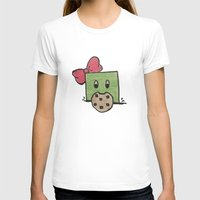 cookie monster T-shirts featuring Cookie Monster Slime by MishanAngel
