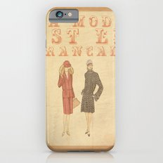 French Fashion iPhone 6s Slim Case