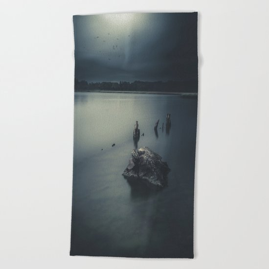 Rude boys II Beach Towel