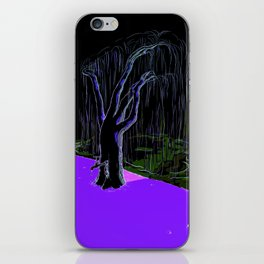 Next nature services iPhone Skin