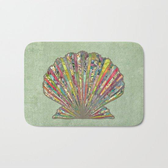 Sea Shell Bath Mat