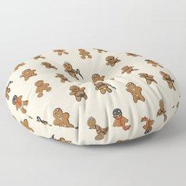 BDSM Gingerbread Floor Pillow