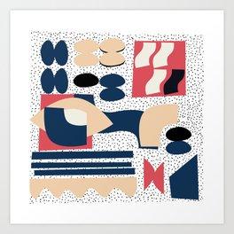 1 de 22 Art Print
