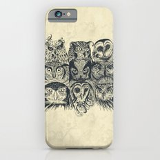 Nine Owls iPhone 6 Slim Case