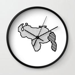 Venezuela Wall Clock