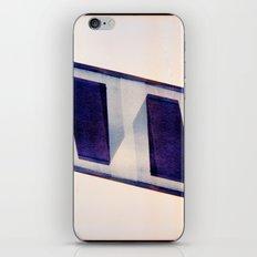mII (35mm multi exposure) iPhone & iPod Skin