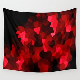 Lava Abstract Wall Tapestry