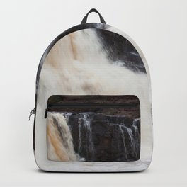 Falls with Iron Content Backpack