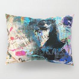 Artistic OI  - Albert Einstein II Pillow Sham