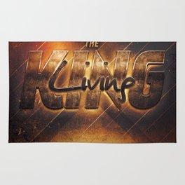 The Living King Rug