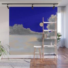 Moonlight Reflection Wall Mural