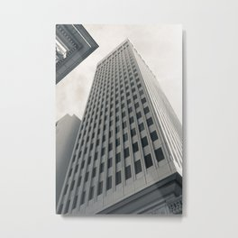 Financial District, San Francisco Metal Print