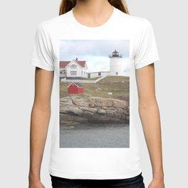 Nubble Lighthouse, Maine T-shirt